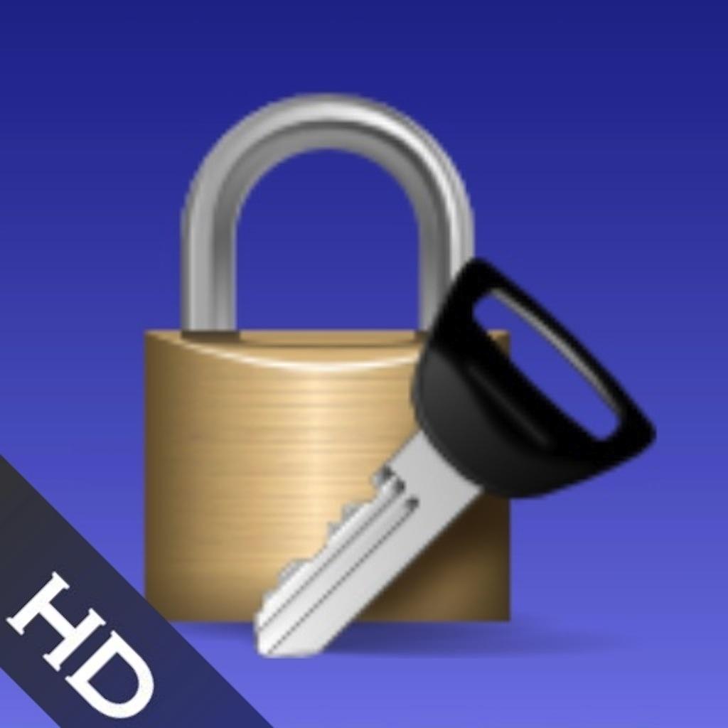 My Password List HD